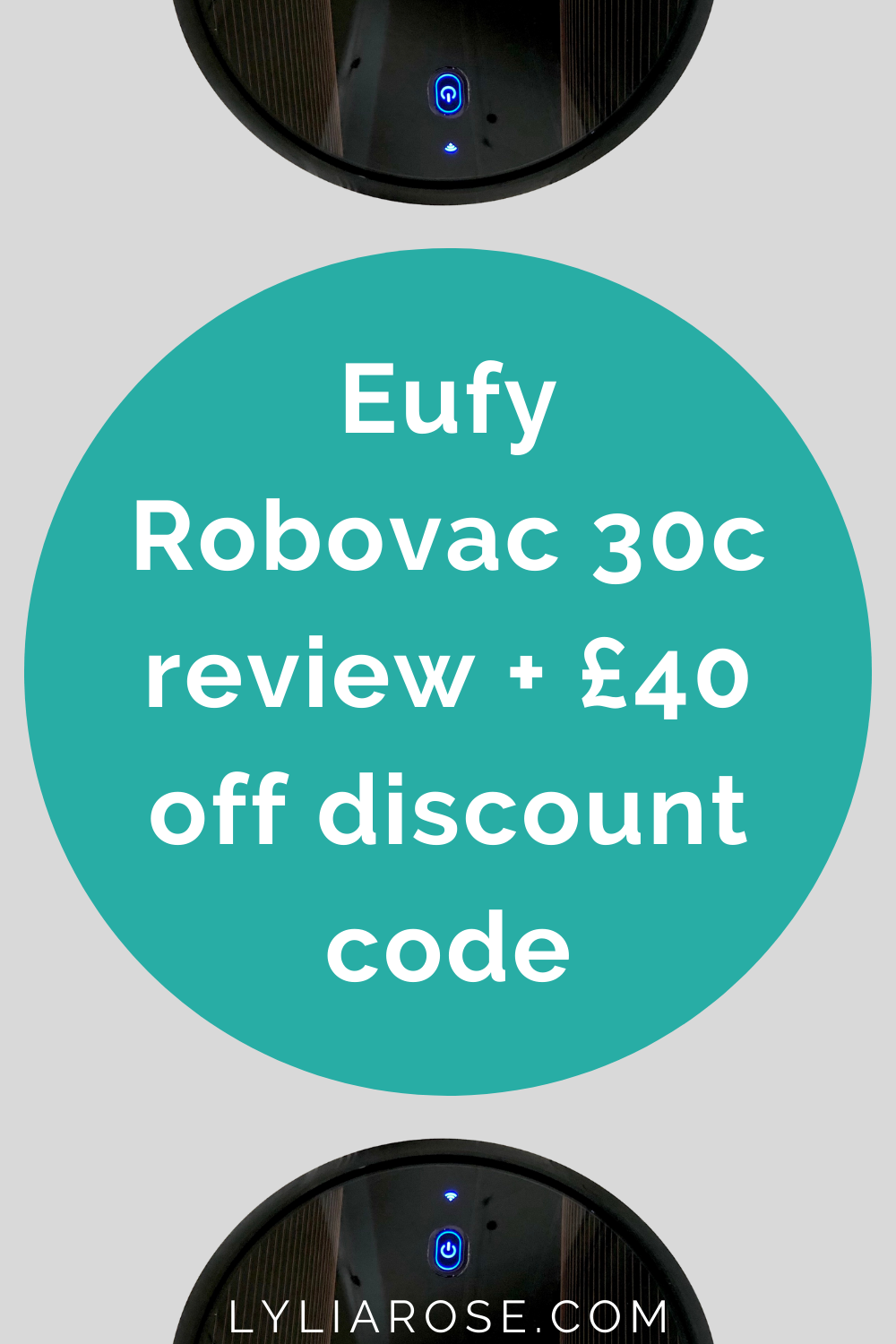 Eufy Robovac 30c review + discount code