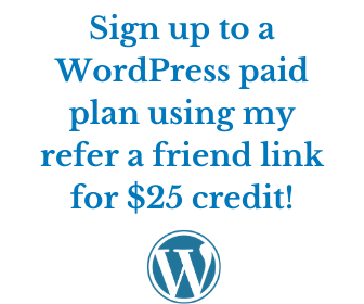 wordpress discount code refer a friend free credits
