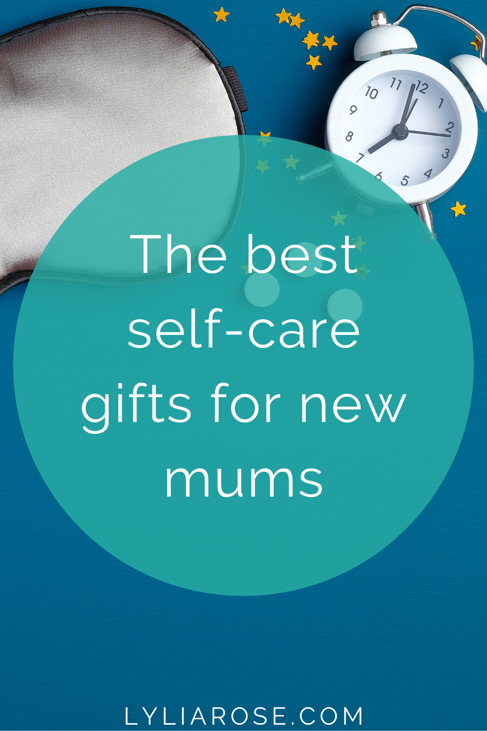 The best self-care gifts for new mums