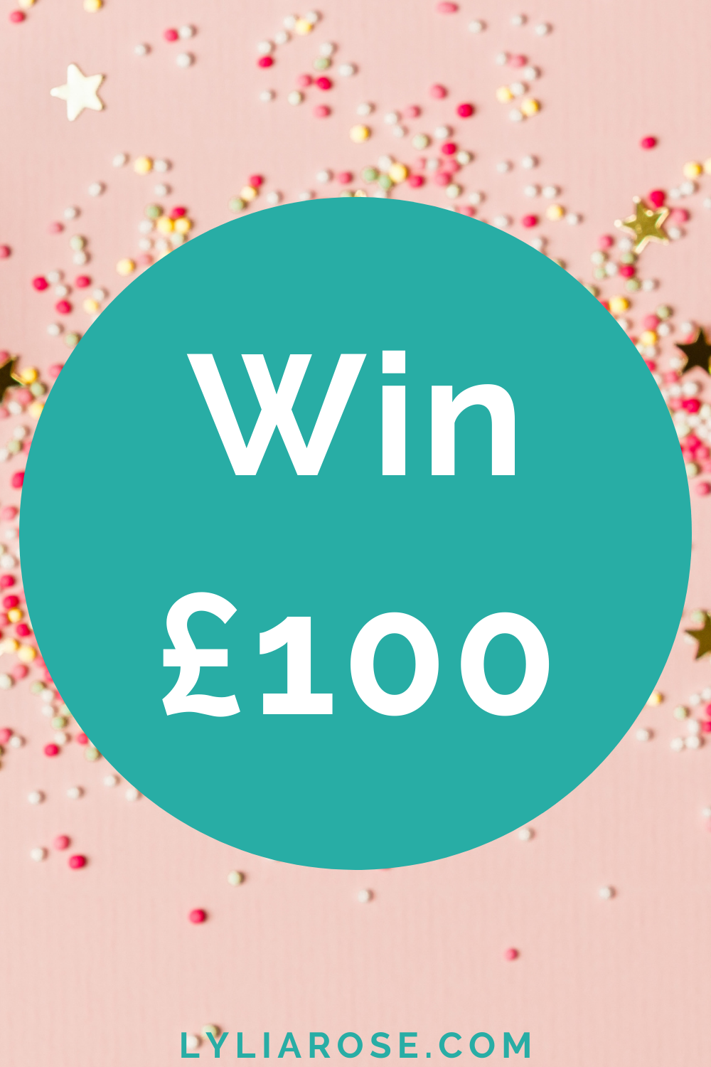 Win £100 to your PayPal in my March 2021 cash prize giveaway