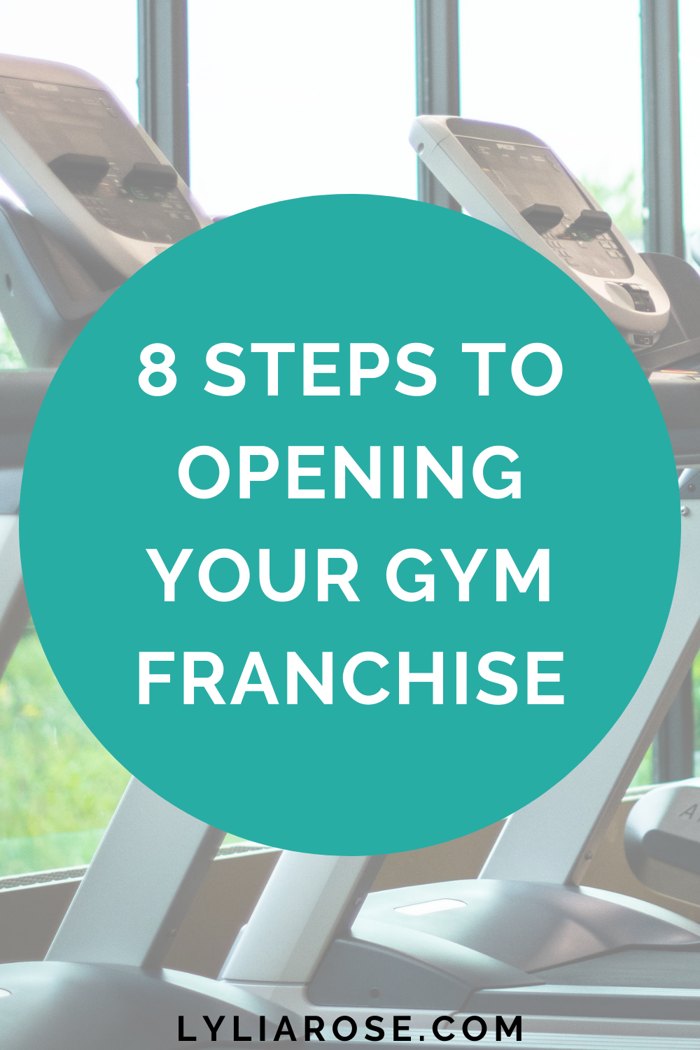 8 steps to opening your gym franchise
