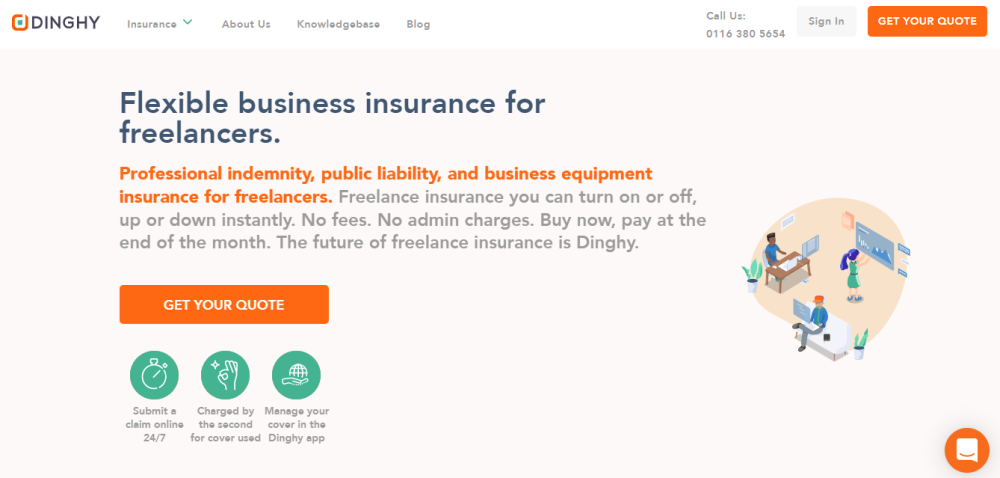 insurance for bloggers