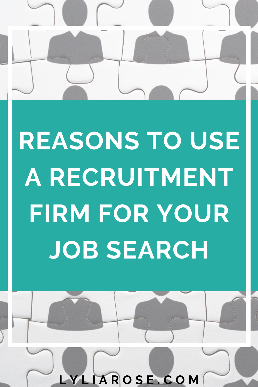 Reasons to use a recruitment firm for your job search