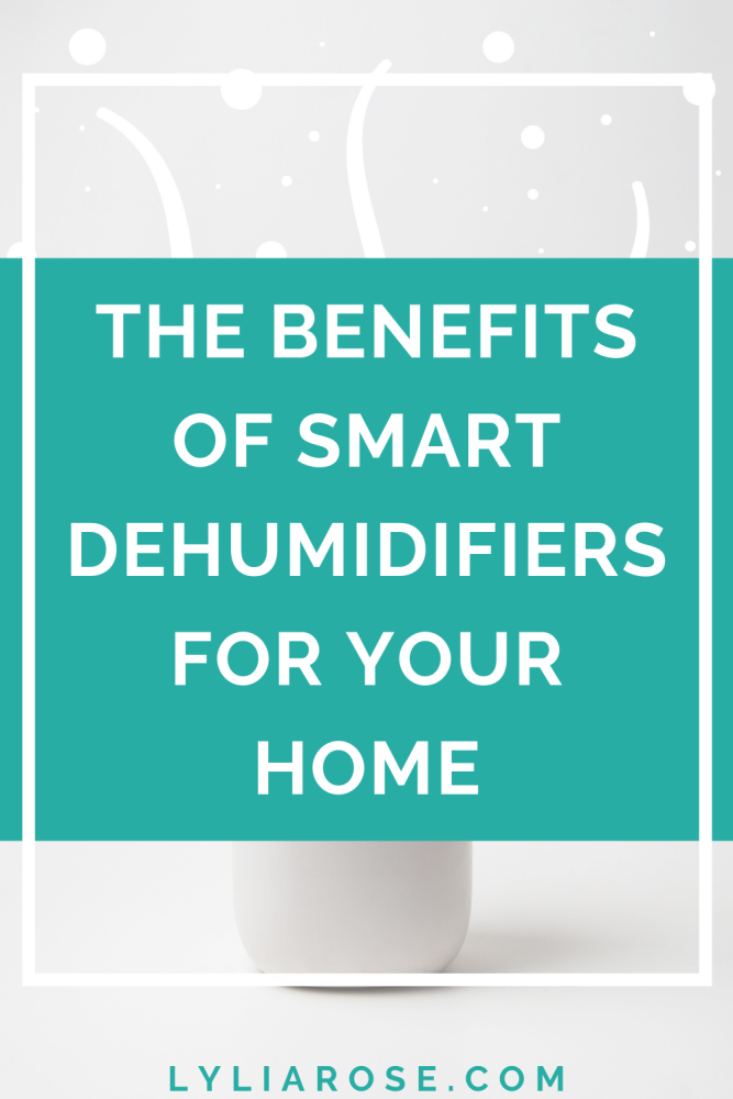 The benefits of smart dehumidifiers for your home