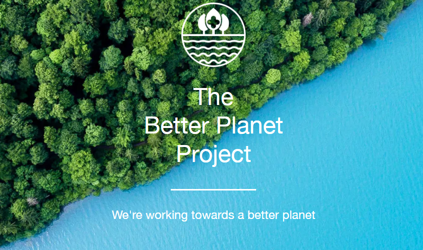 The Better Planet Project