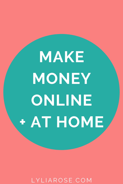 make money online uk