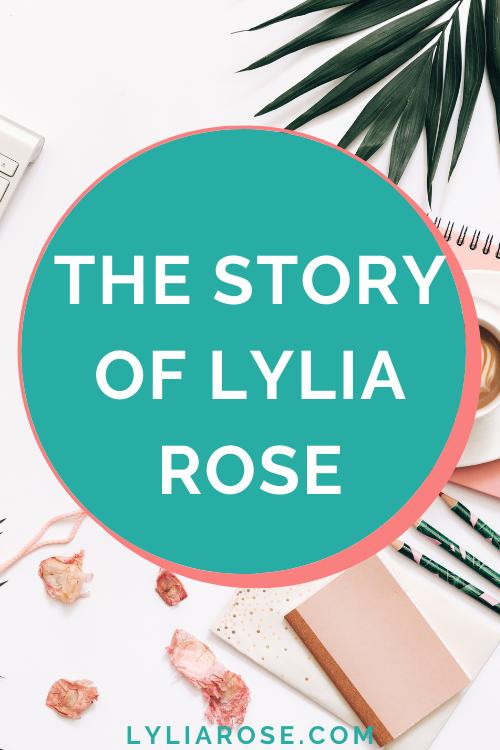 About Lylia Rose