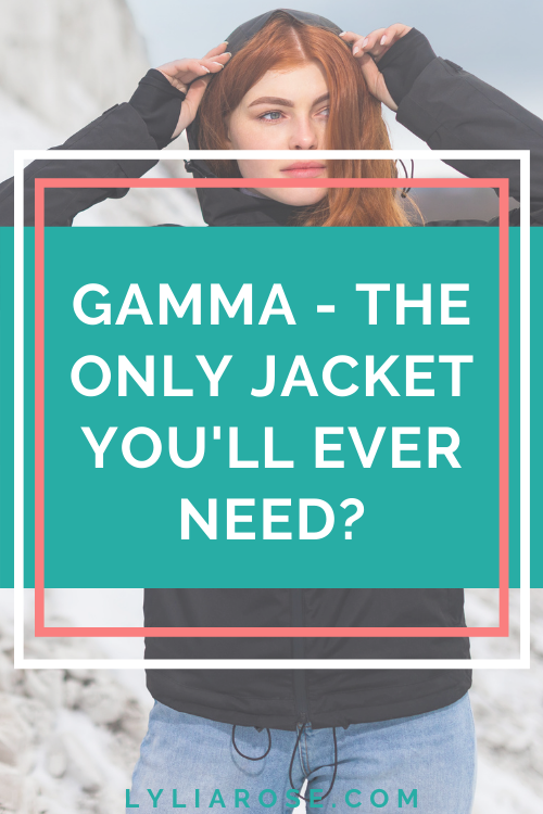 GAMMA the only graphene jacket youll ever need