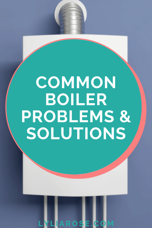 Common boiler problems and solutions