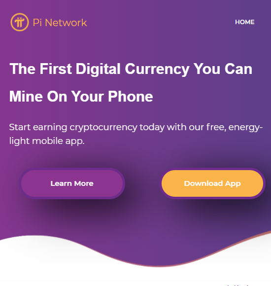 Pi network invite code use lyliarose to start mining Pi cryptocurrency for