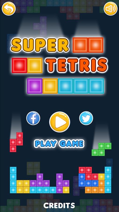 free online games tetris super