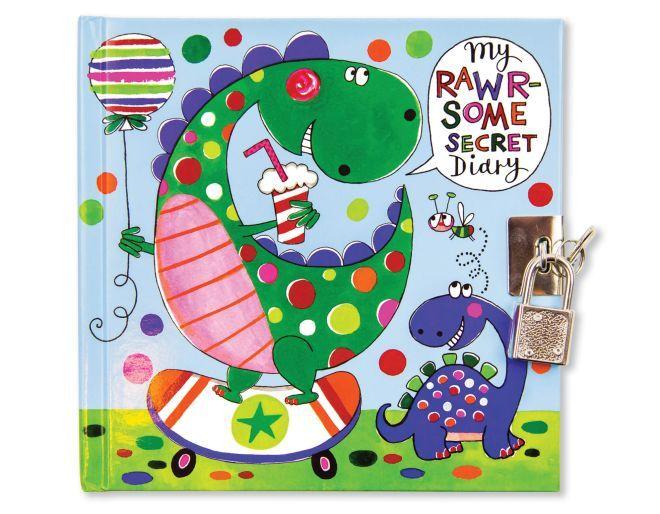 dinosaur secret diary