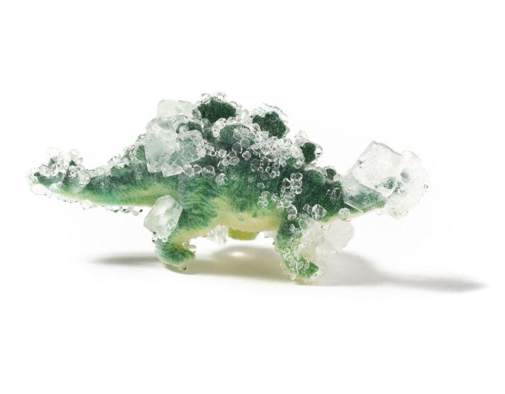 crystal dinosaur