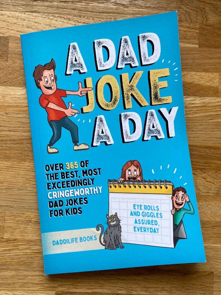 a dad joke a day
