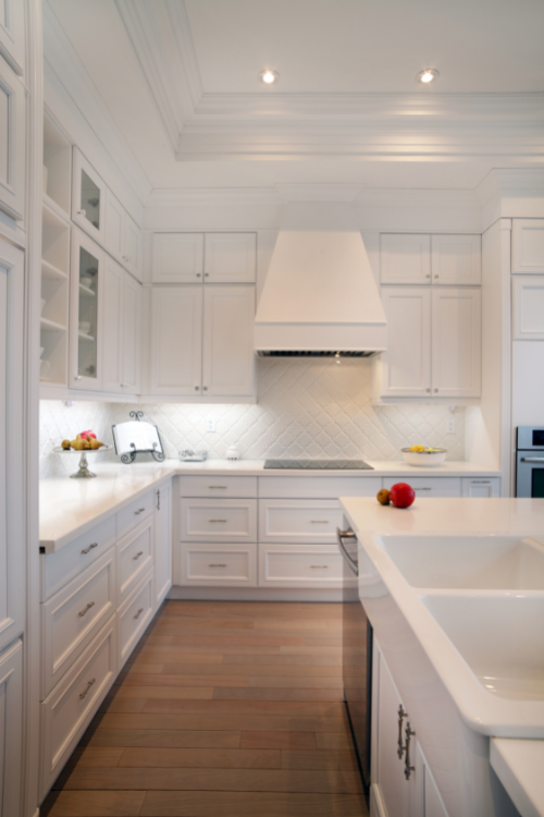 How to easily add touch of luxury to your kitchen design