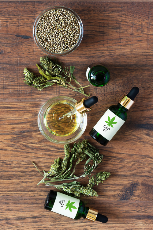What do the studies say about CBD benefits