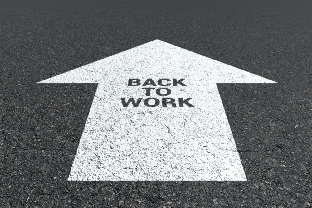 How to manage anxiety returning to work after lockdown (5)