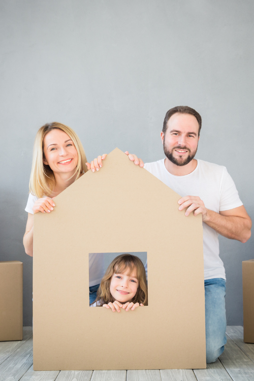 The Ultimate Guide to Buying Your First Family Home