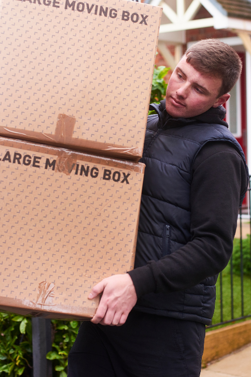 The financial side of moving house
