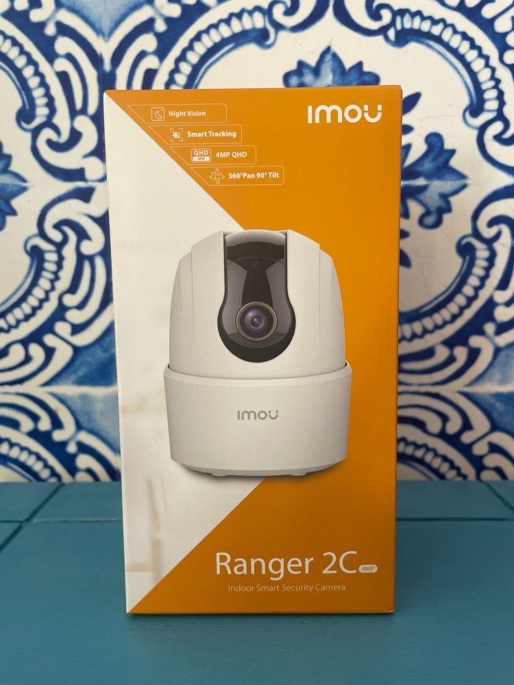 IMOU Ranger 2C 4MP Review