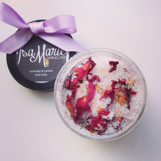 lylia rose reviews isa marie handmade natural skincare