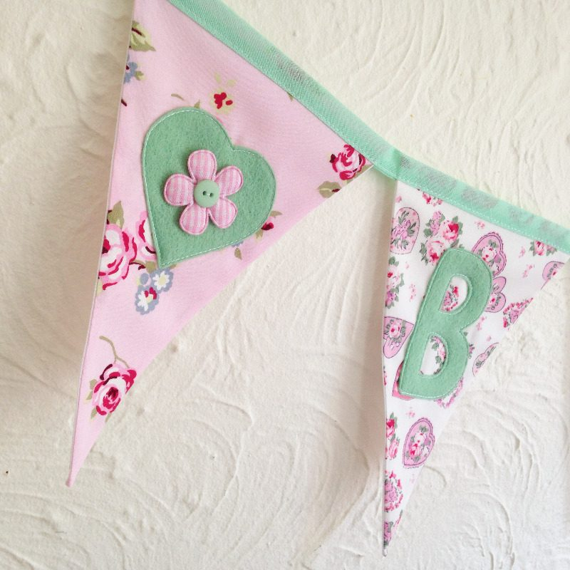 patchwork pawprint etsy review bunting handmade lylia rose blog