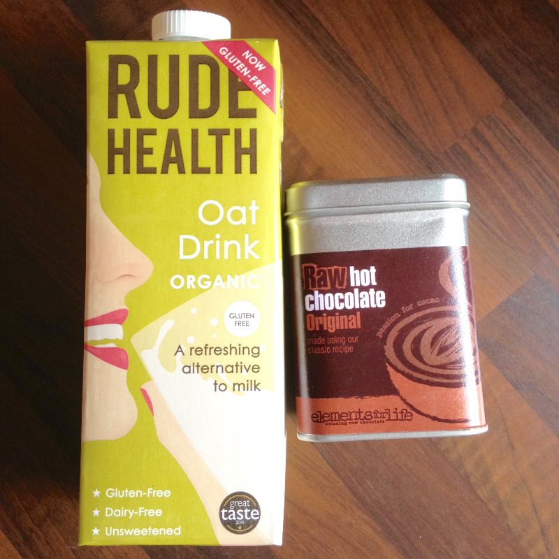 rude health oat drink raw chocolate hot elements for life lylia rose blog r