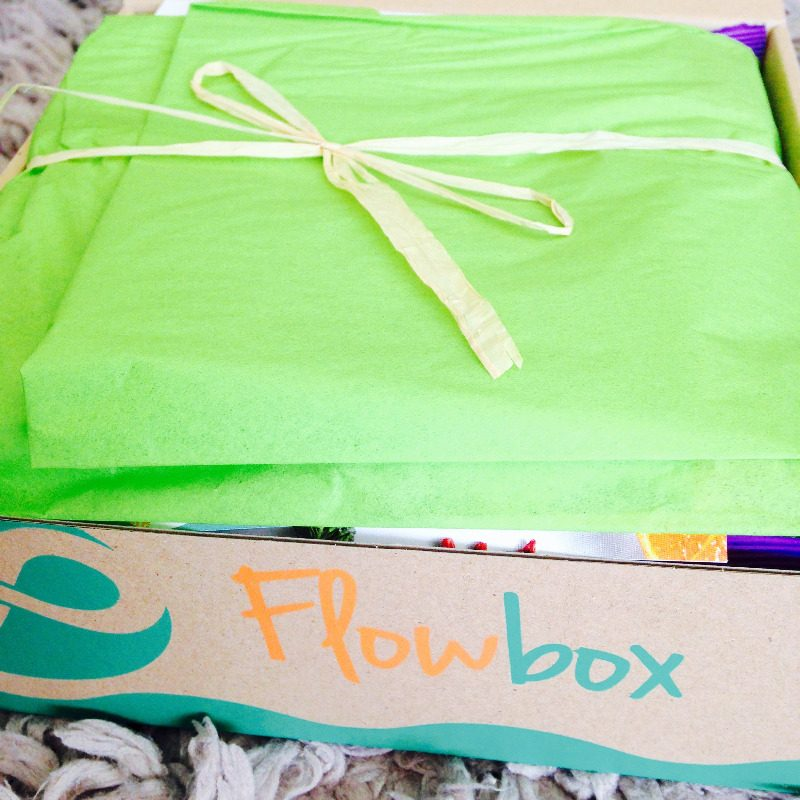 flowbox first impressions vegan mini subscription box healthy snacks food b