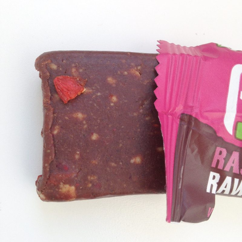 pulsin raw brownie review raspberry goji - lylia rose natural raw food blo