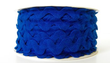 16mm Ric Rac - Royal Blue