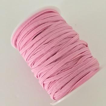 3mm Skinny Elastic - Baby Pink