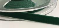9mm Velvet Ribbon - Bottle Green