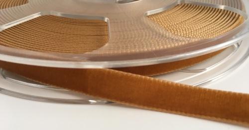 9mm Velvet Ribbon - Copper