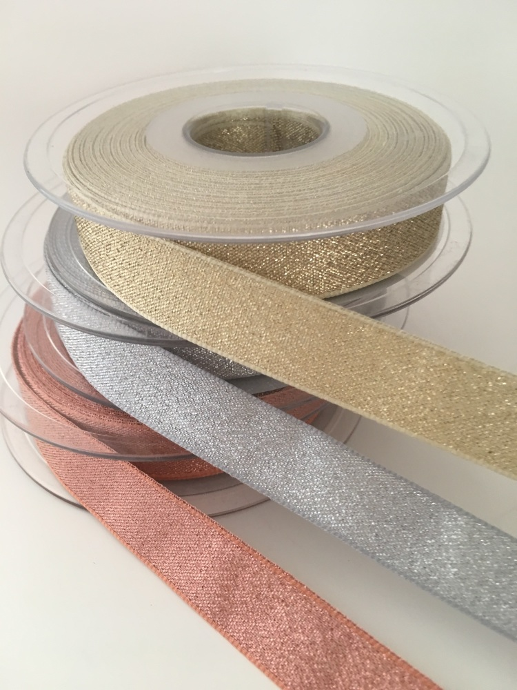 15mm Lame Ribbon