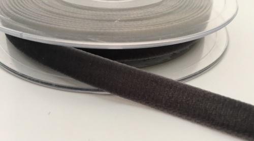 9mm Velvet Ribbon - Dolphin