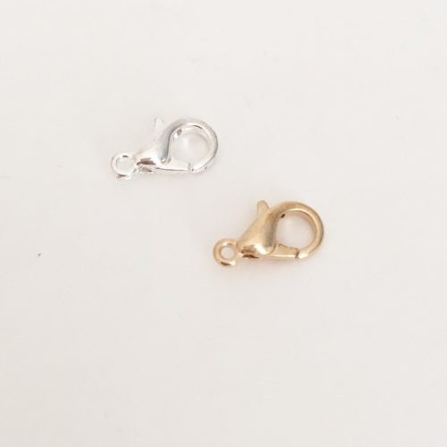 Jewellery Claws 10mm x 10 - Silver or Gold