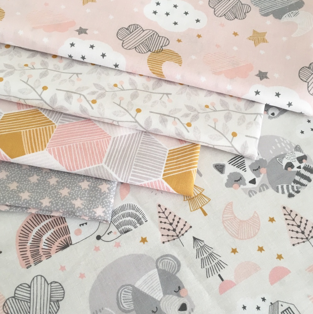 Sweet Dreams Pink by Blend Fabrics