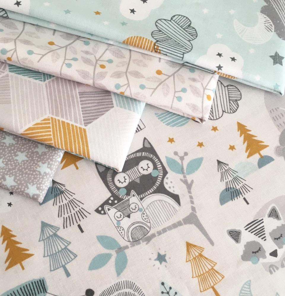 Sweet Dreams Blue by Blend Fabrics