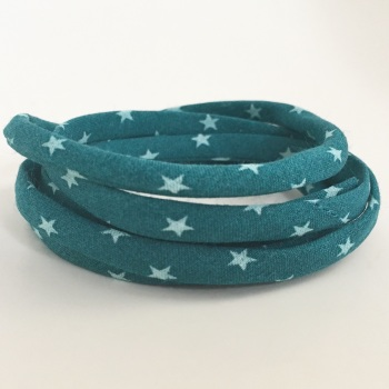 Frou Frou 7mm Spaghetti Cord Étoile Stars - Bora Bora
