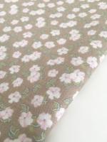 Lecien La Conner Metallic - Mini Florals Wicker