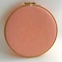 <!--026-->Blushing Bride Wool Blend Felt