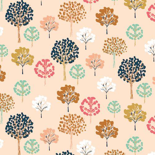 Flock by Dashwood Studio - Trees