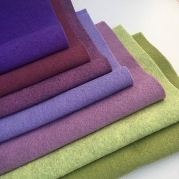 Lavender Fields - Wool Blend Felt Collection