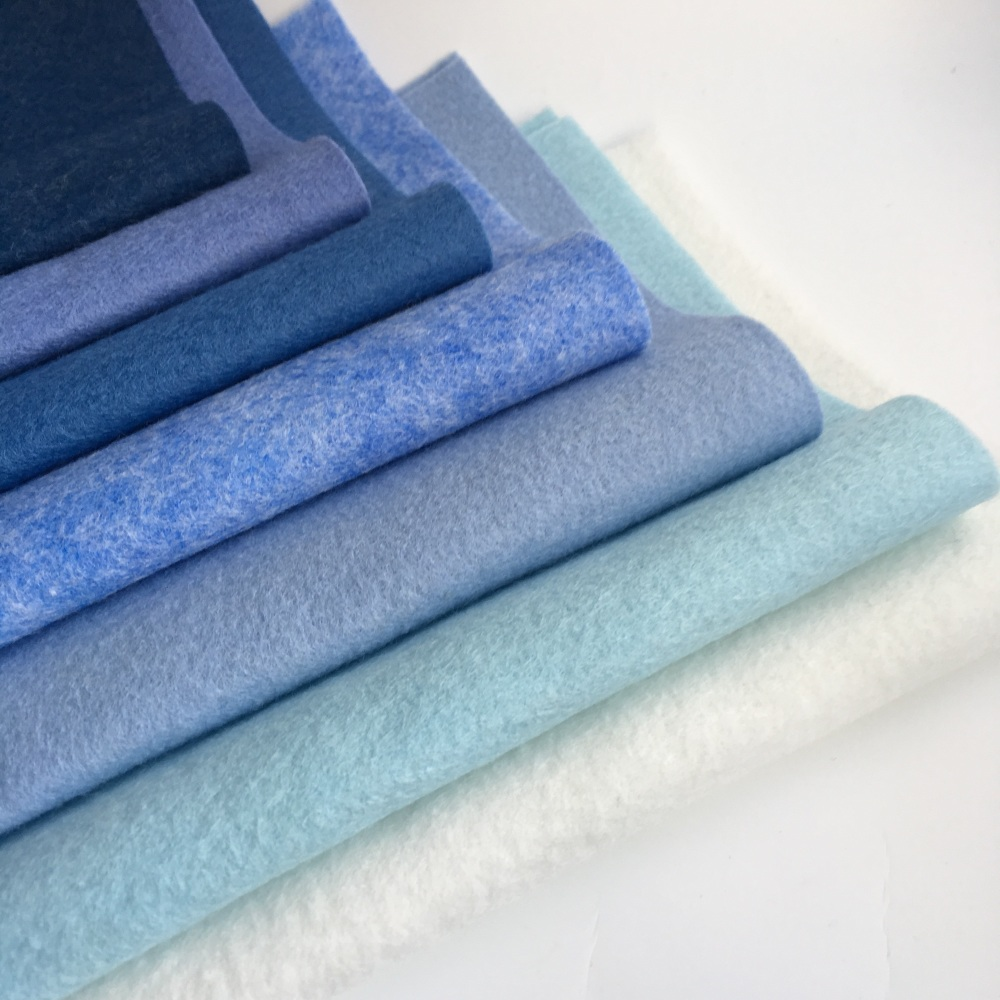 Nautical - Wool Blend Felt Collection