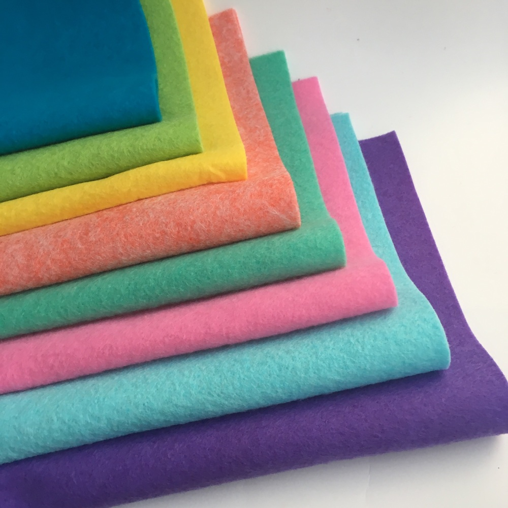 Rio Carnival - Wool Blend Felt Collection