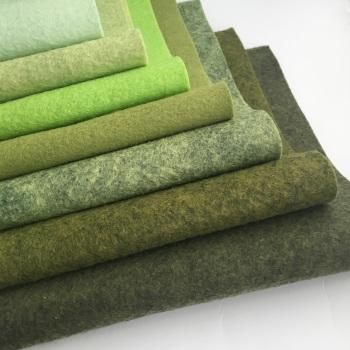 Succulents - Wool Blend Felt Collection