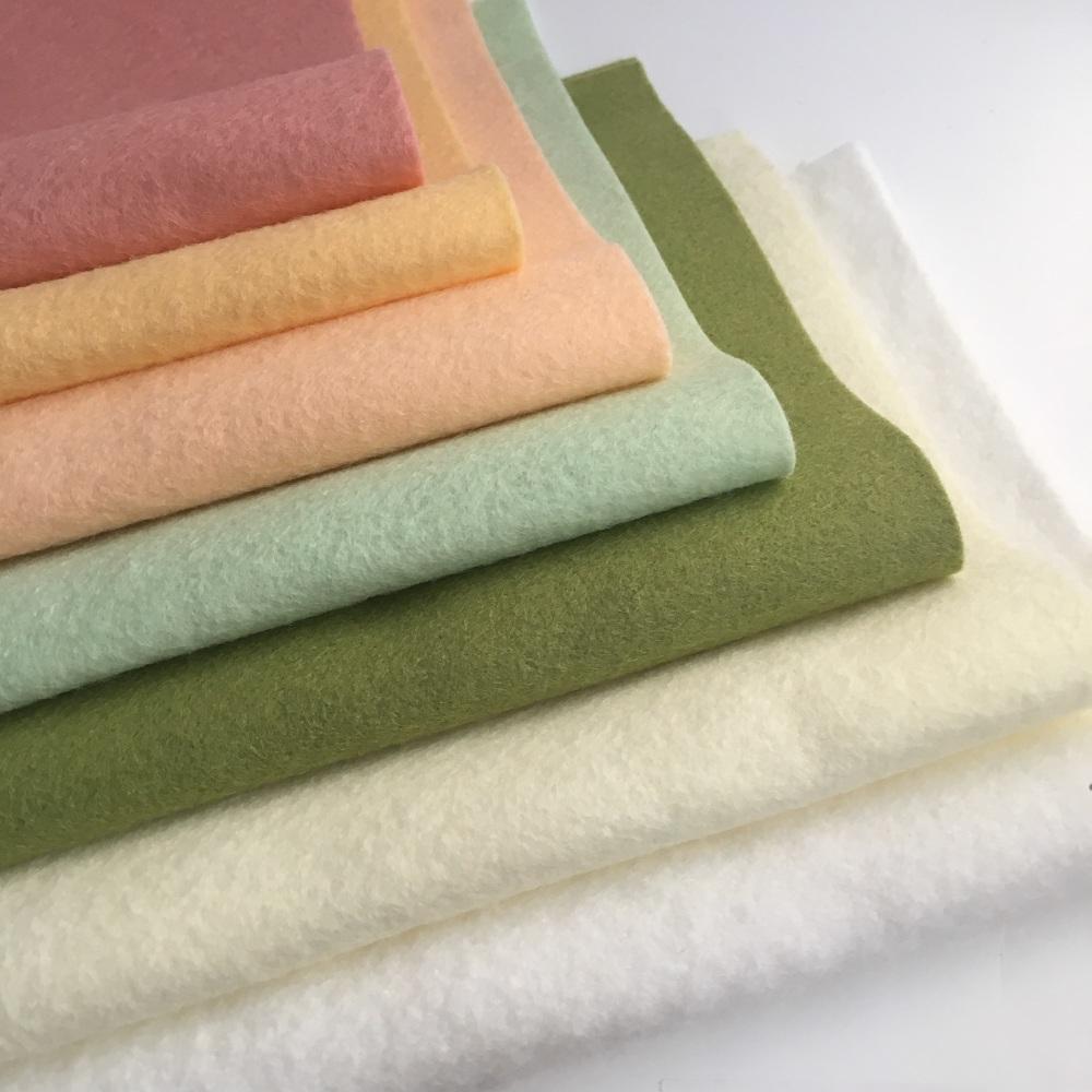 Sweet Peas - Wool Blend Felt Collection