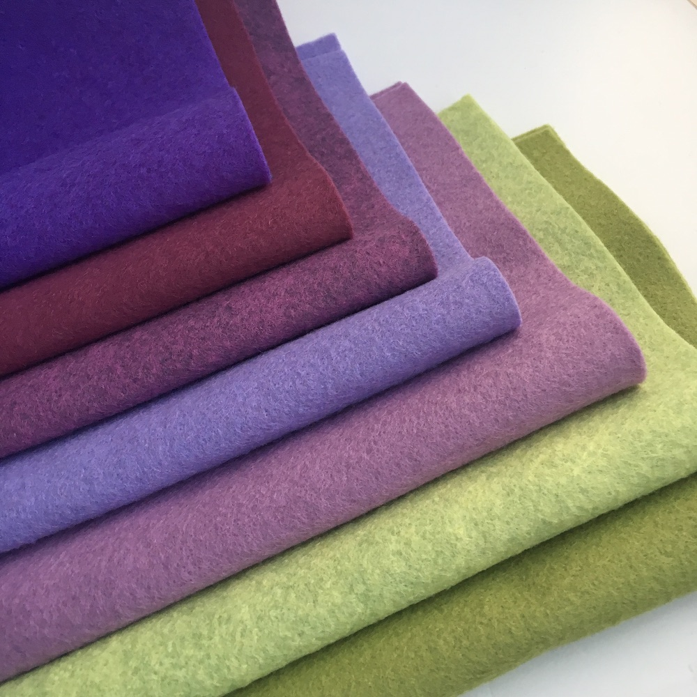 Wool Blend Felt Collections