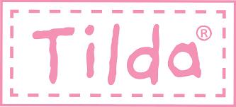 Felt Backed Fabric - Tilda