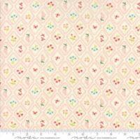 Moda Fabrics - Home Sweet Home - Pink Garden Cameo